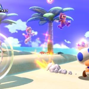Super Mario 3D World   Review (Wii U)