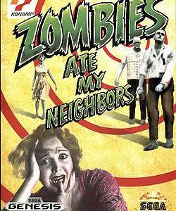 Zombies Ate My Neighbors: Tacky, Yet Satisfying